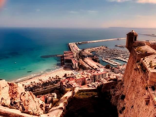 Alicante communauté valenciena