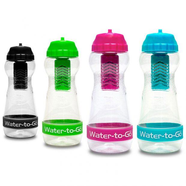 bouteilles d'eau personnalisées promotionnelles