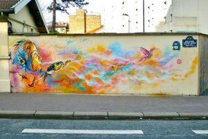 La scène artistique urbaine en France