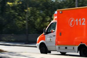 service ambulancier