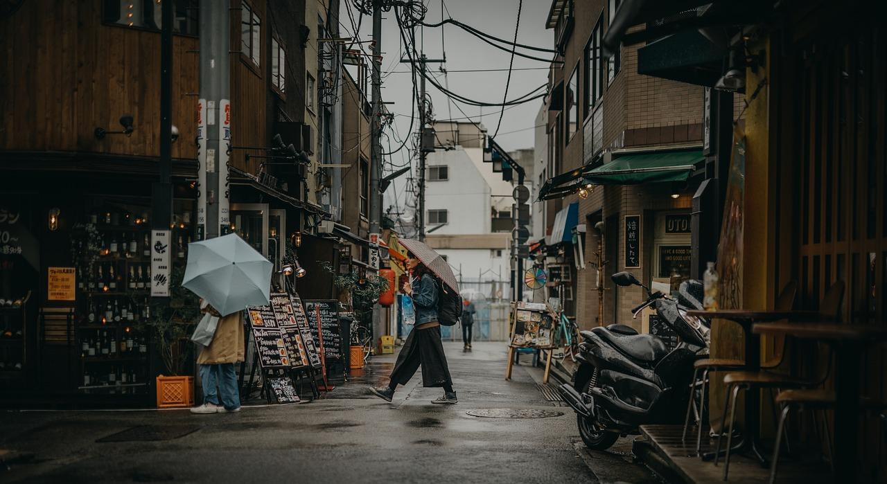 Escapade au Japon : que faire à Tokyo sous la pluie