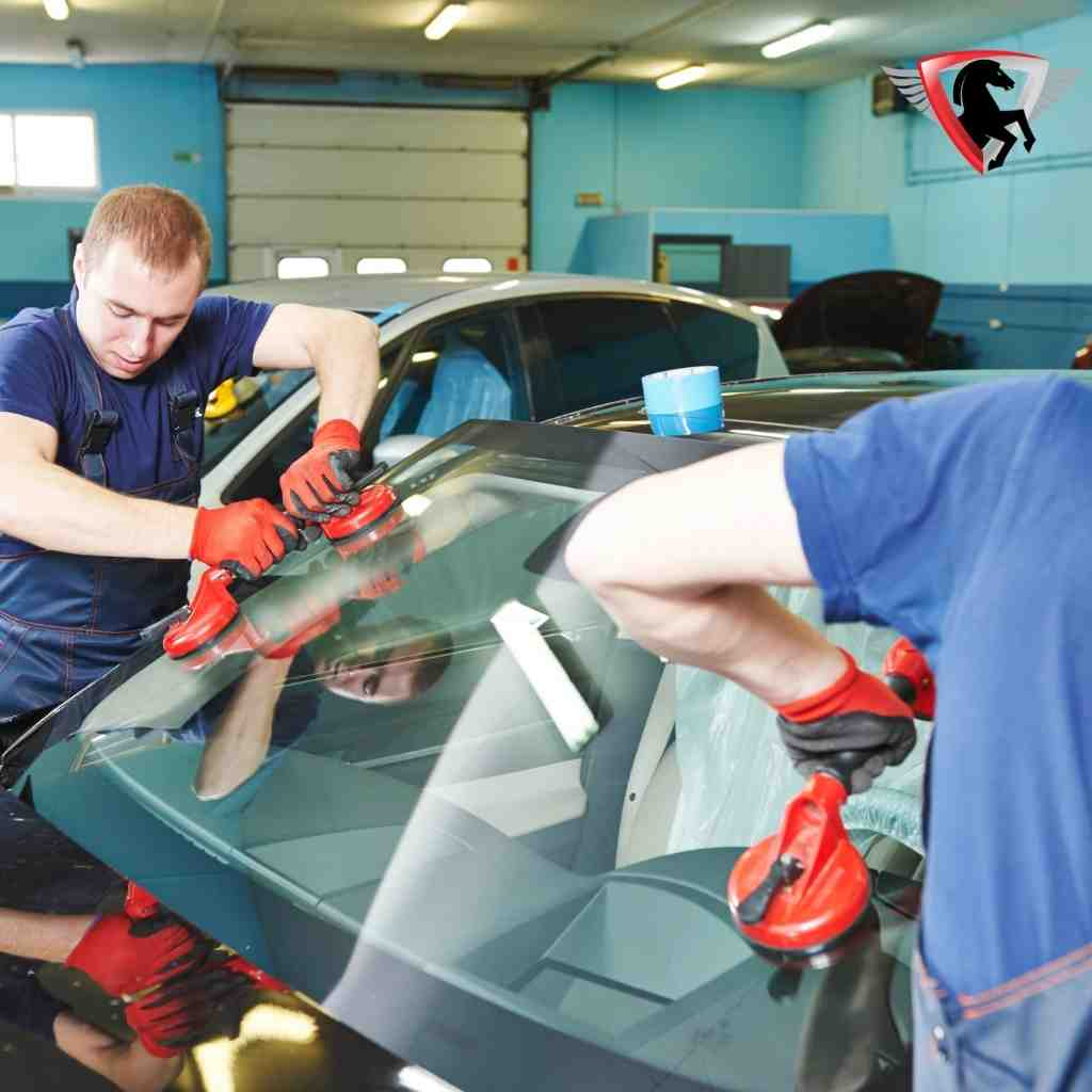 Comment réparer un pare-brise cassé